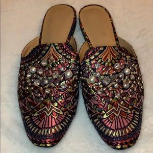Super detailed and cute mules